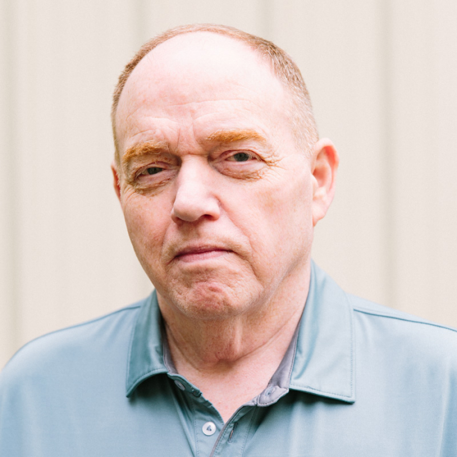 Bill Boyle, Chariman Of The Board At Preston Contractors
