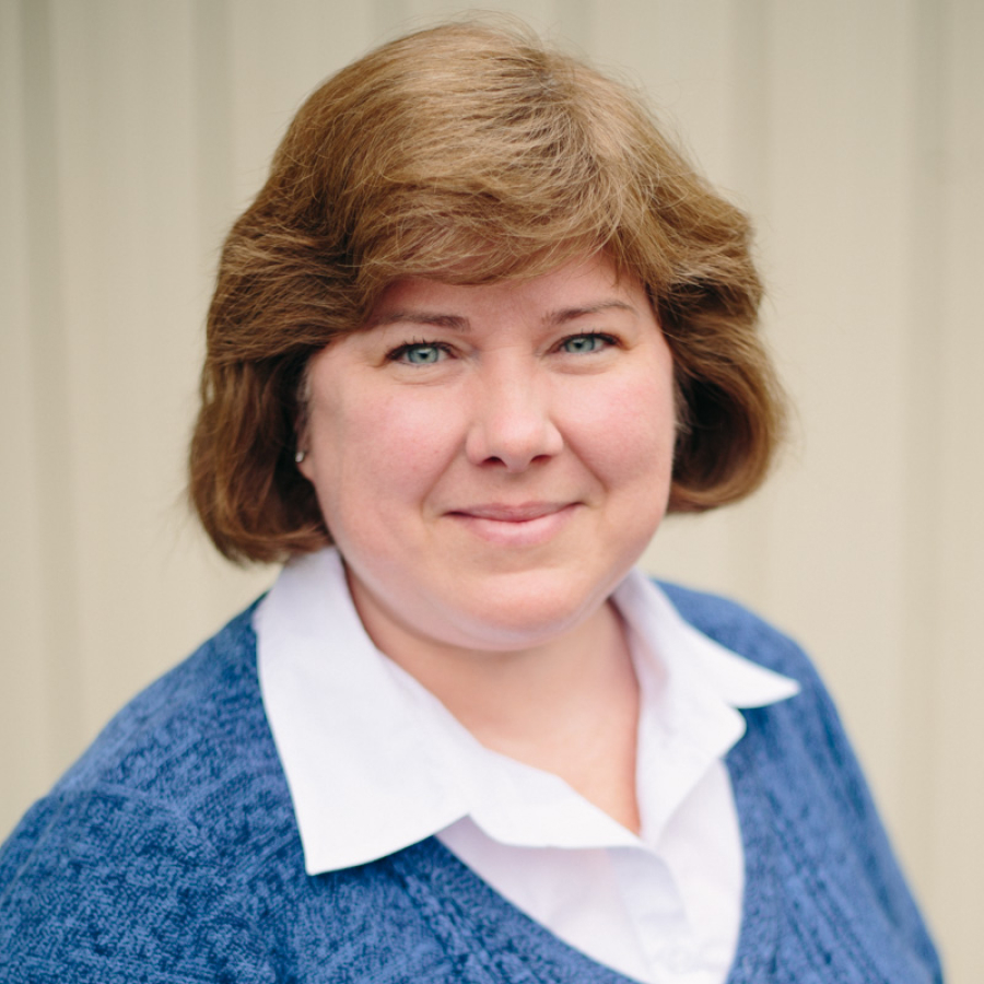 Denise Good, Treasurer At Preston Contractors